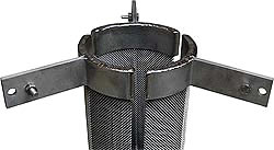 tungsten wire mesh heater